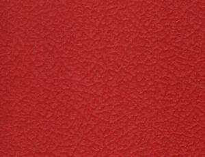 red -  leather pattern